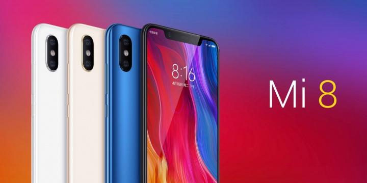 Imagen - Vodafone lanza un pack con el Xiaomi Mi 8, la pulsera Mi Band 3 y la batería Mi Power Bank