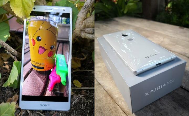 Imagen - Review: Sony Xperia XZ2, un móvil equilibrado que destaca por su pantalla y su cámara