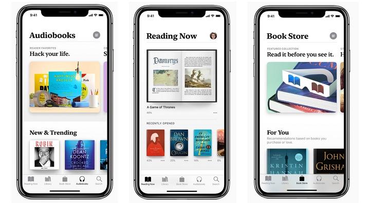 Imagen - Apple Books sustituirá a iBooks como app de lectura en iOS 12