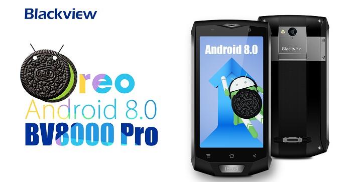 Imagen - Blackview BV8000 Pro recibe Android 8.0 Oreo