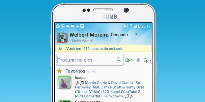 CLM - Chat Live Messenger, vuelve el antiguo Messenger de forma no oficial