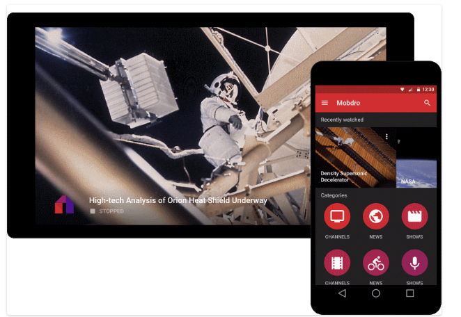 Imagen - Mobdro, la app para ver películas, series y fútbol gratis
