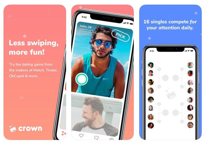 Imagen - Crown, la alternativa a Tinder que propone competir para conocer gente