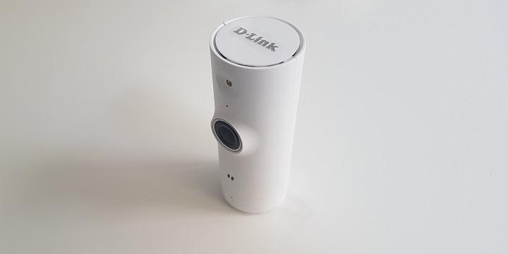 Review: D-Link Mini HD Wi-Fi Camera, vigilancia para el hogar a un precio ajustado