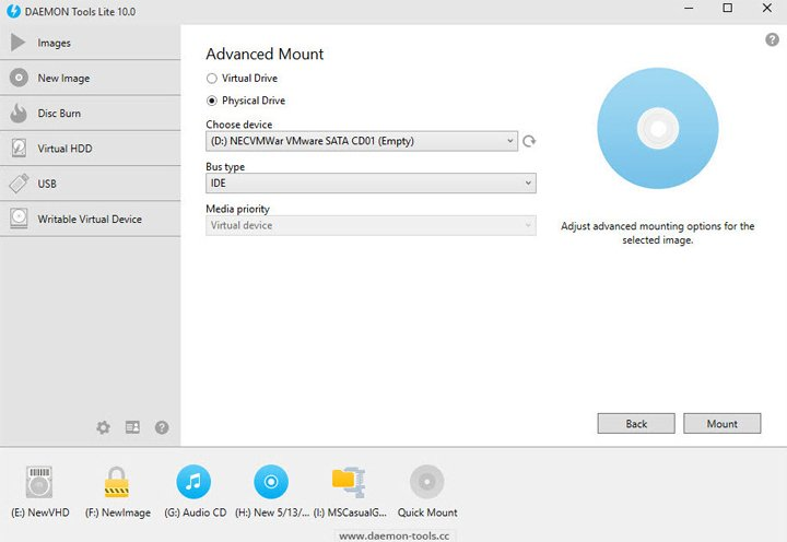 Imagen - Descarga DAEMON Tools, el software para gestionar imágenes ISO