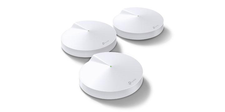 TP-Link Deco M9 Plus, el sistema Wi-Fi mesh tribanda para conectar todo el hogar