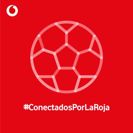 Imagen - Vodafone regalará 1 GB de datos cada día que juegue España en el Mundial