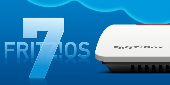 FRITZ!OS 7 mejora el Wi-Fi, las funciones mesh y la domótica de los dispositivos FRITZ