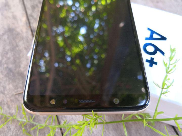 Imagen - Review: Samsung Galaxy A6+, un smartphone a la altura del S9 por la mitad de su precio