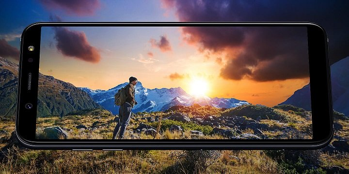 Imagen - Samsung Galaxy A6+, un smartphone elegante y avanzado con cámara dual