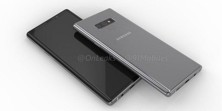 Imagen - Así sería el Samsung Galaxy Note 9
