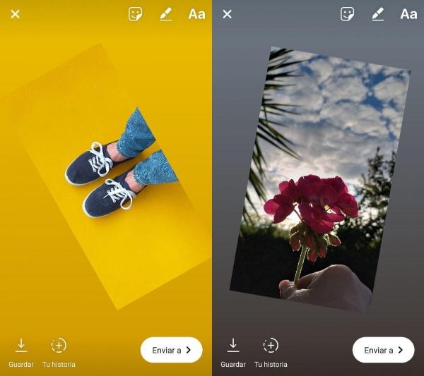 Imagen - Instagram ya permite girar las fotos, vídeos y GIFs que subimos a Stories