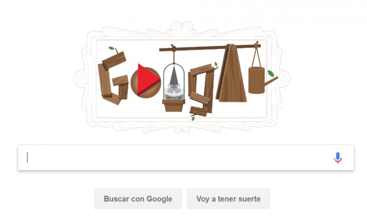 Imagen - Google lanza un Doodle con un juego que homenajea a los gnomos de jardín