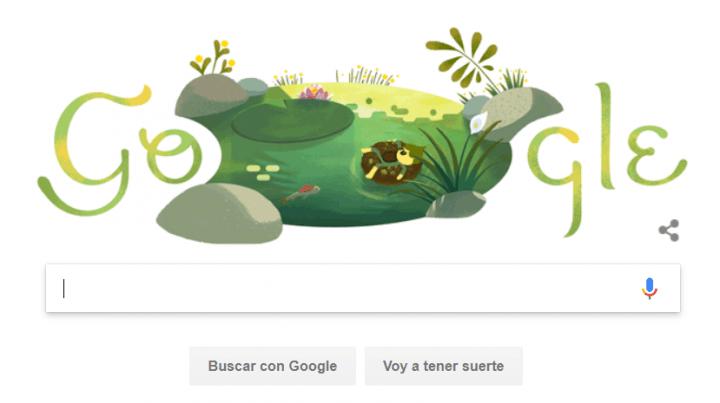 Imagen - Google lanza un Doodle por el solsticio de verano