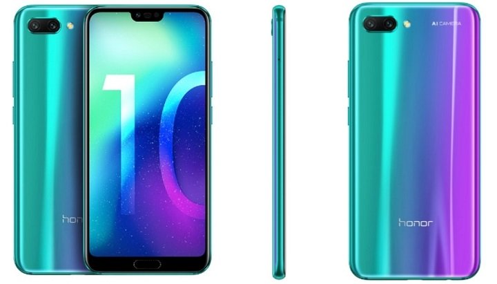 Imagen - Honor 10 ya está disponible en color Phantom Green