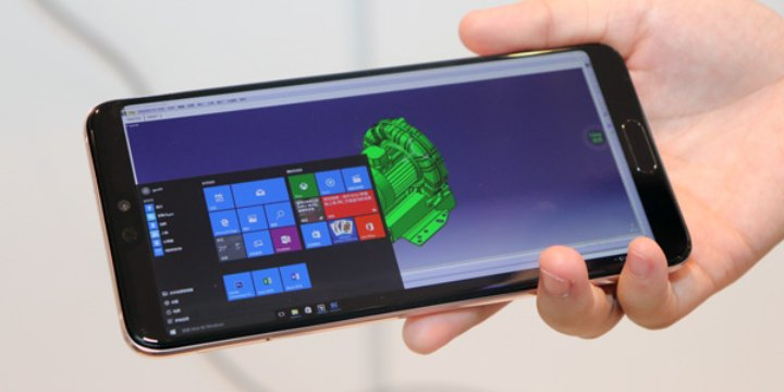 Huawei Cloud PC permitirá ejecutar Windows 10 en smartphones