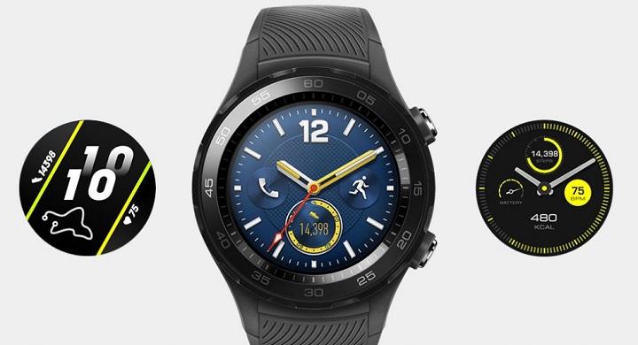 Imagen - Huawei Watch 2 2018 ya es oficial: conoce los detalles