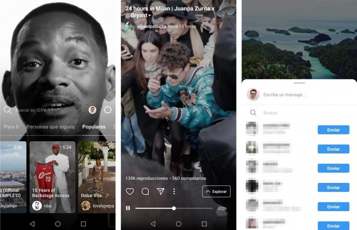 Imagen - IGTV, la plataforma de vídeos de Instagram para competir con YouTube