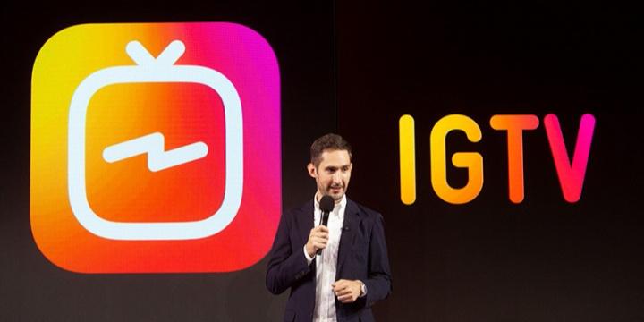 IGTV, la plataforma de vídeos de Instagram para competir con YouTube