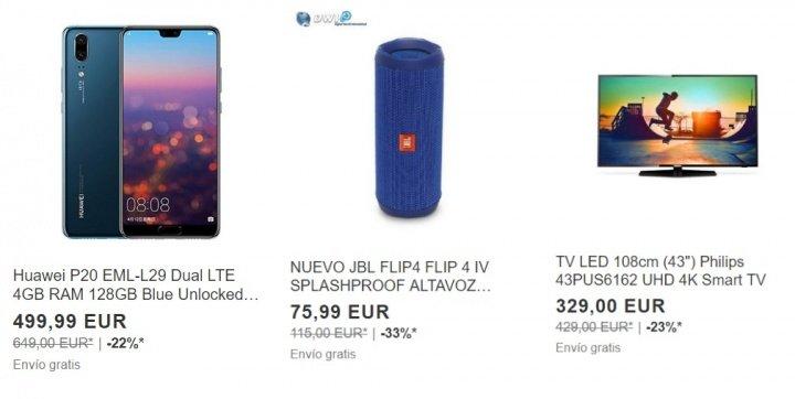 Imagen - Superweekend de eBay hasta el 18 de junio, conoce las mejores ofertas