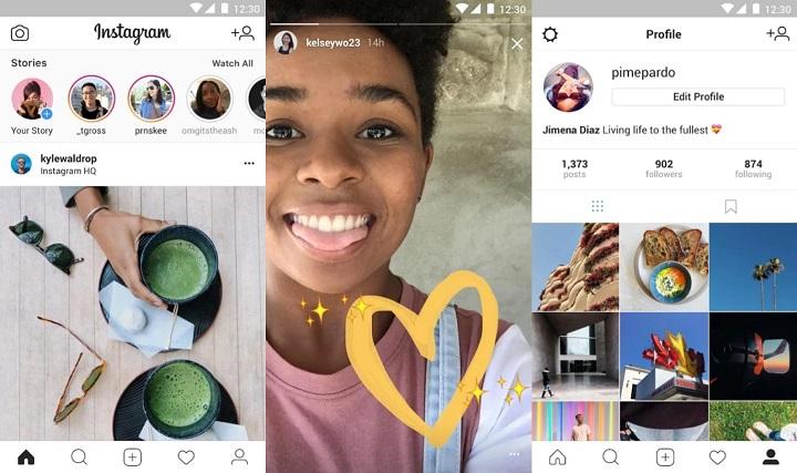 Imagen - Instagram Lite, la versión de la app para smartphones poco potentes