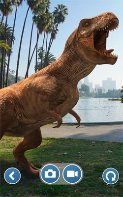 """Imagen - Descarga Jurassic World Alive, el nuevo """"Pokémon Go"""" de los dinosaurios"""
