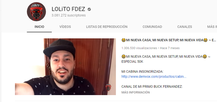 Imagen - El youtuber Lolito Fdez genera polémica por mudarse a Andorra para no pagar impuestos