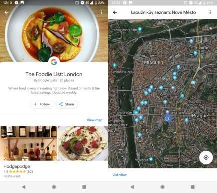 Imagen - Google Maps integra Spotify y muestra en el mapa por donde van los buses y trenes