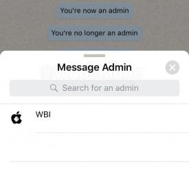 Imagen - WhatsApp ya permite que solo los administradores envíen mensajes en los grupos