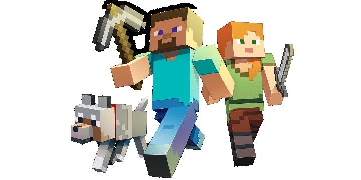 Netflix incluirá su primer videojuego con Minecraft: Story Mode