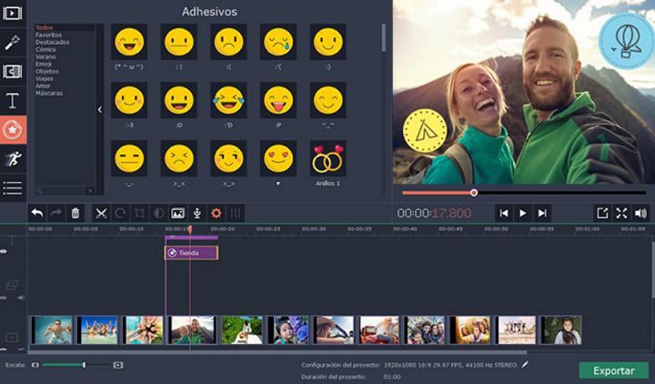 Imagen - Review: Movavi Video Editor Plus, crea películas con fotos y vídeos como un profesional