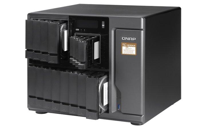 Imagen - QNAP TS-1635AX, un potente NAS con espacio para 16 discos duros