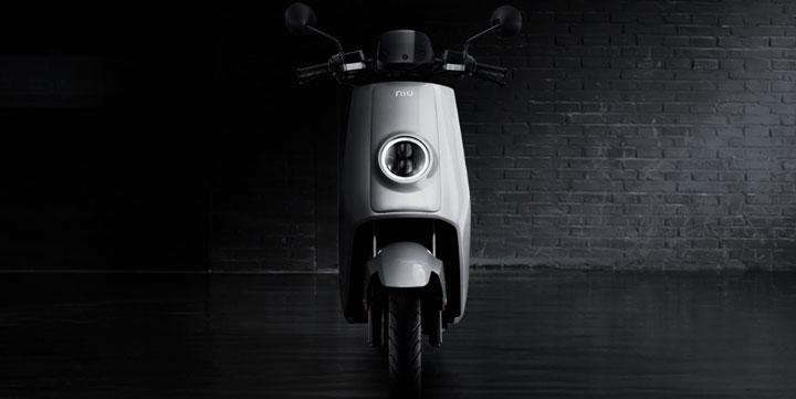 NIU N-GT y M+, los scooters eléctricos conectados al smartphone