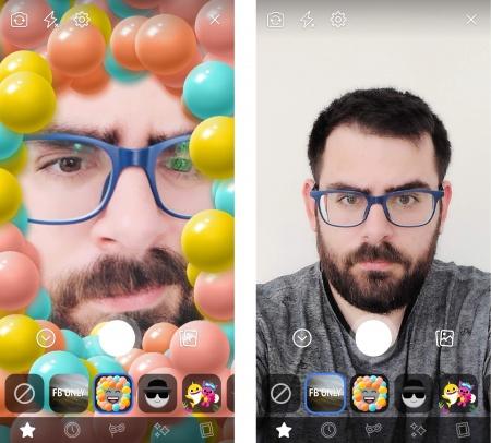 Imagen - Facebook celebra el Día del Selfie con un nuevo efecto de cámara