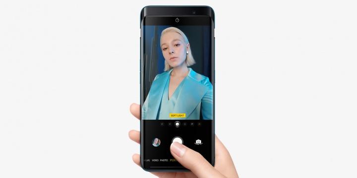Imagen - Oppo Find X ya se puede reservar: el móvil con cámara pop-up llega a España