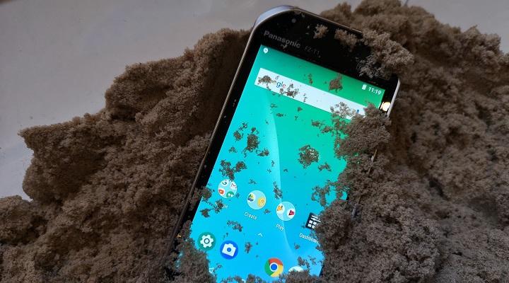 Imagen - Panasonic Toughbook FZ-T1, un smartphone robusto diseñado para profesionales