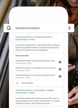 Imagen - Descarga Podcasts de Google, la nueva app de Google