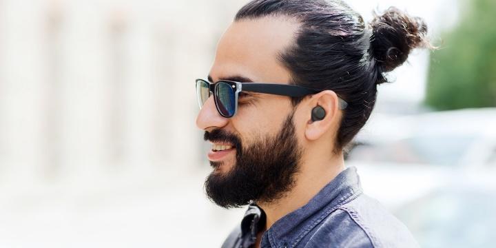 Imagen - SPC Heron, los auriculares tipo AirPods con resistencia al agua y Bluetooth 5.0