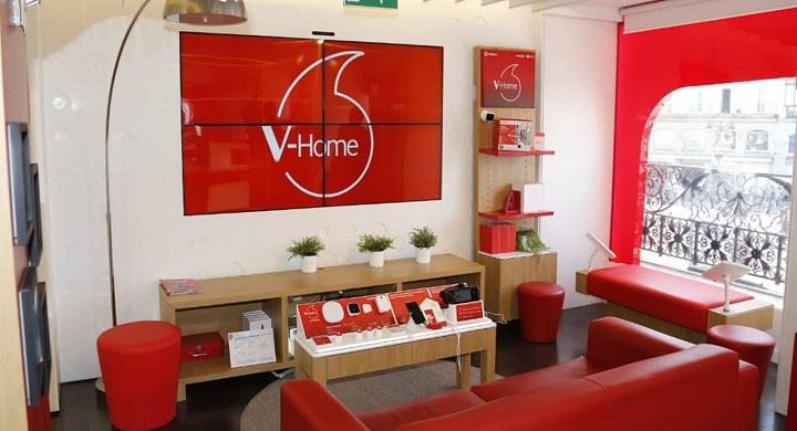 Imagen - V-Home, el hogar inteligente de Vodafone, llega a España