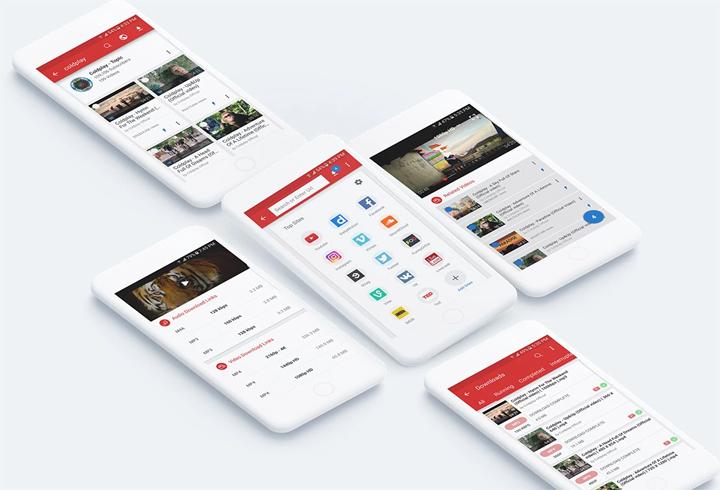 Imagen - Videoder, descargador de vídeos y música de YouTube gratis