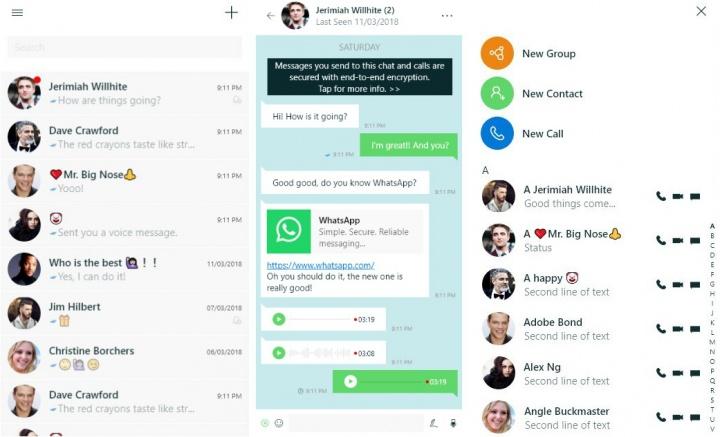 Imagen - WhatsApp tendrá una app mejor para ordenadores