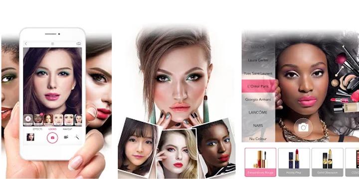 Descarga YouCam Makeup, la app de belleza para Android