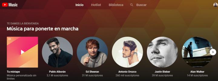 Imagen - YouTube Music y Premium se lanzan en España: suscripciones de pago sin anuncios