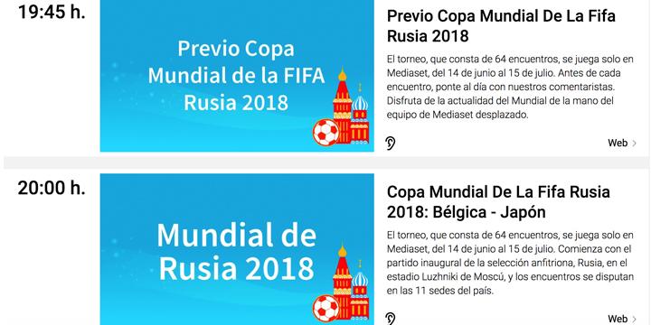 Imagen - Dónde ver online Bélgica vs Japón de octavos de final del Mundial 2018