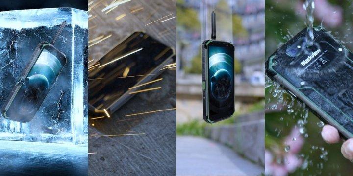 Blackview BV9500 Pro, un smartphone ultra resistente con walkie-talkie incluido