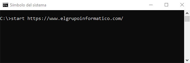Imagen - ¿Qué es el Símbolo del sistema de Windows?