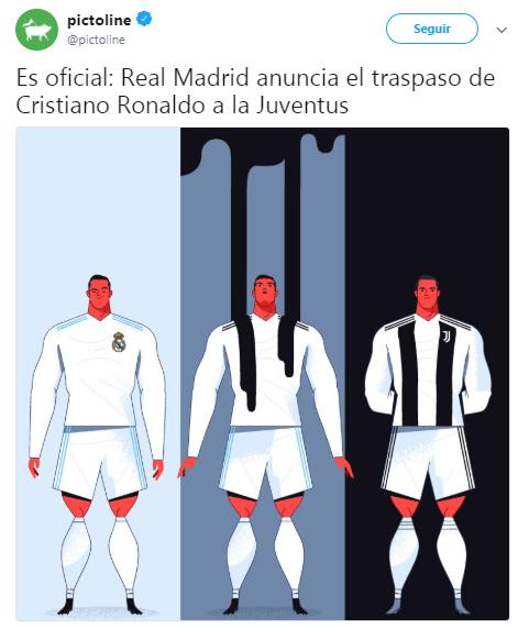 Imagen - Los mejores memes del fichaje de Cristiano Ronaldo por la Juventus