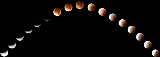 Imagen - Cómo seguir el Eclipse lunar de julio de 2018