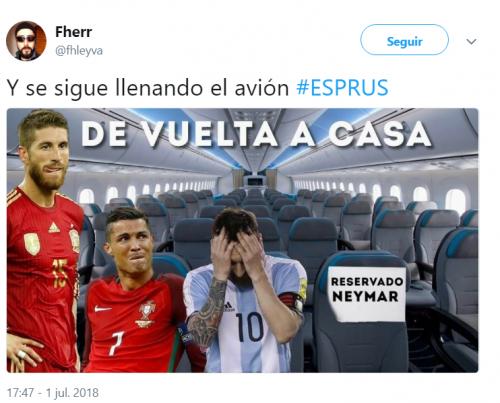 Imagen - Los mejores memes de la eliminación de España del Mundial de Rusia 2018