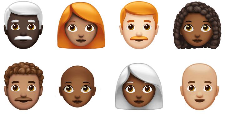 Imagen - 70 nuevos emojis llegarán al iPhone, iPad, Apple Watch y Mac